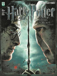 Abril Harry Potter Deathly Hallows 2