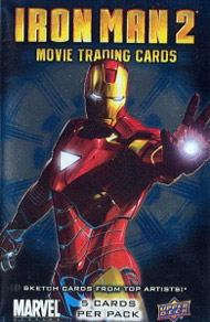 Upper Deck Iron Man 2