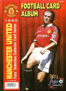 Futera Manchester United Fan's Selection 1999