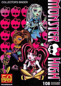 Panini Monster High Photocards