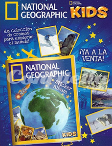 Panini National Geographic Kids