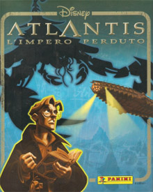 Panini Atlantis - The Lost Empire