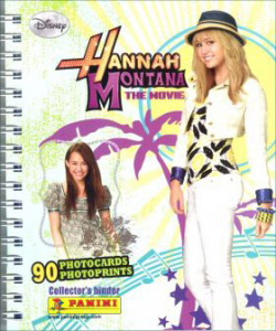 Hannah Montana The Movie. Photocards