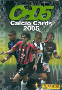 Calcio Cards 2004-2005