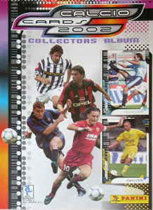 Panini Calcio Cards 2001-2002