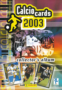 Calcio Cards 2002-2003