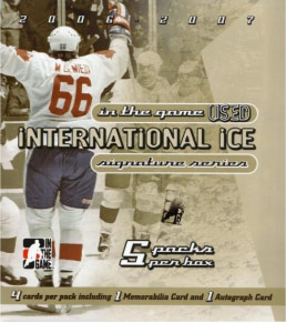 In The Game International Ice 2006-2007