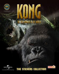 Kong. The 8th Wonder of the World