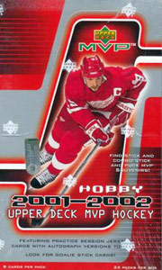 Upper Deck MVP Hockey 2001-2002