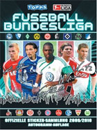 Topps German Football Bundesliga 2009-2010