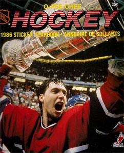 NHL Hockey 1986-1987
