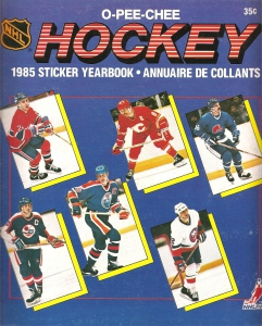 NHL Hockey 1985-1986