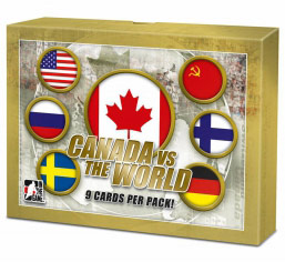 In The Game Canada vs The World