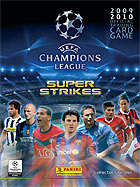 Panini UEFA Champions League 2009-2010. Super Strikes