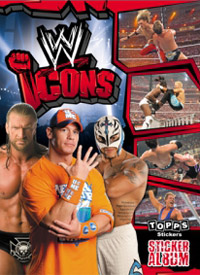 Topps WWE Icons