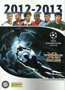 UEFA Champions League 2012-2013. Adrenalyn XL