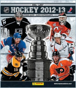 Panini NHL Hockey 2012-2013