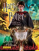 Panini Harry Potter and the Goblet of Fire
