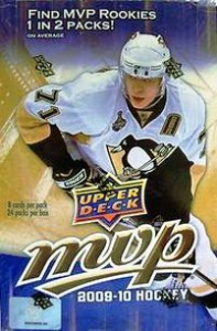 Upper Deck MVP Hockey 2009-2010