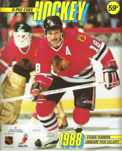 NHL Hockey 1988-1989