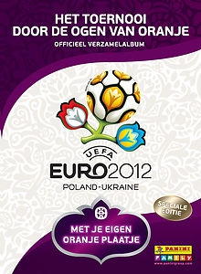 UEFA Euro Poland-Ukraine 2012. Dutch edition