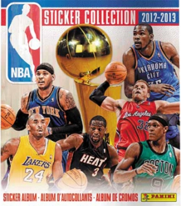 Panini NBA Basketball 2012-2013
