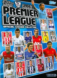 Topps English Premier League 2012-2013