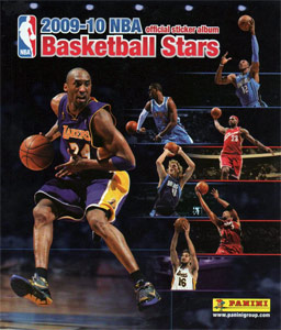 Panini NBA Basketball 2009-2010