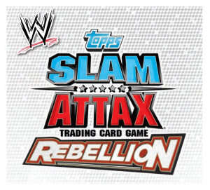Topps Slam Attax Rebellion
