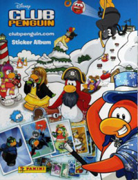 Panini Club Penguin