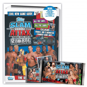Slam Attax Rumble