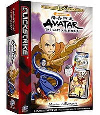 Upper Deck Avatar: The Last Airbender TCG