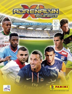 Panini FOOT 2012-2013. Adrenalyn XL