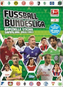 Topps German Football Bundesliga 2012-2013