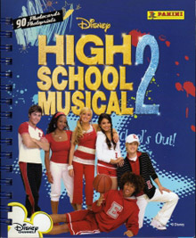 Panini High School Musical 2