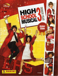 Panini High School Musical 3. Senior Year