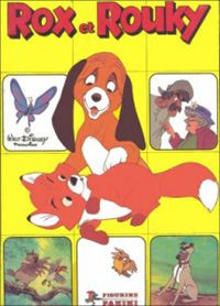 Panini The Fox and the Hound