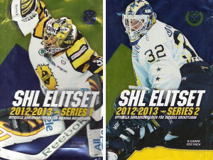 The Card Cabinet SHL Elitset 2012-2013