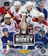 Panini NHL Hockey 2009-2010