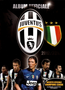 Footprint Juventus 2012-2013