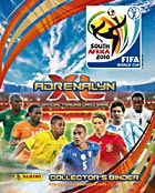 Panini FIFA World Cup South Africa 2010. Adrenalyn XL