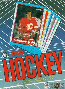 O-Pee-Chee NHL Hockey 1989-1990