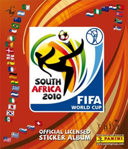 Panini FIFA World Cup South Africa 2010
