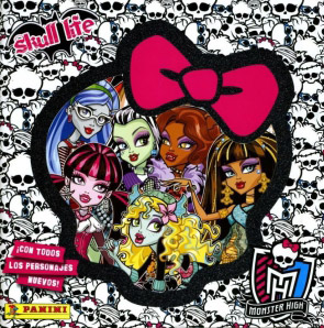 Monster High Skull Life