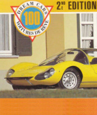 Panini Dream cars. Series 2