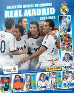 Panini Real Madrid 2012-2013