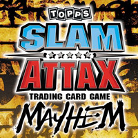 Topps Slam Attax Mayhem
