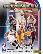 NBA Basketball 2009-2010. Adrenalyn XL
