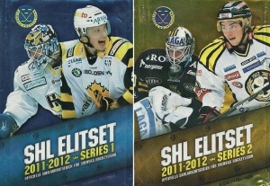 The Card Cabinet SHL Elitset 2011-2012