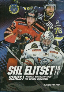 The Card Cabinet SHL Elitset 2010-2011
